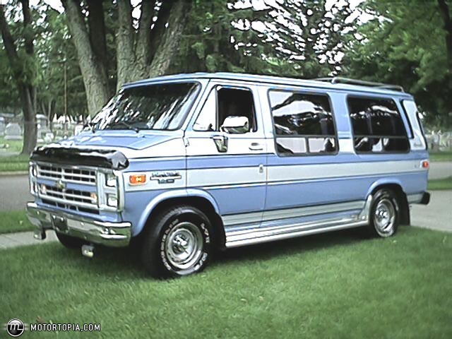 Chevrolet bus photo - 1