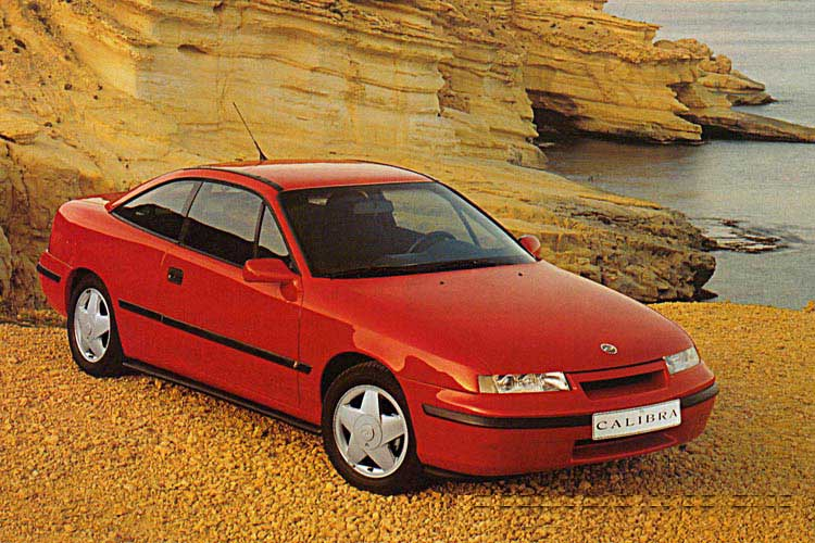 Chevrolet calibra photo - 2