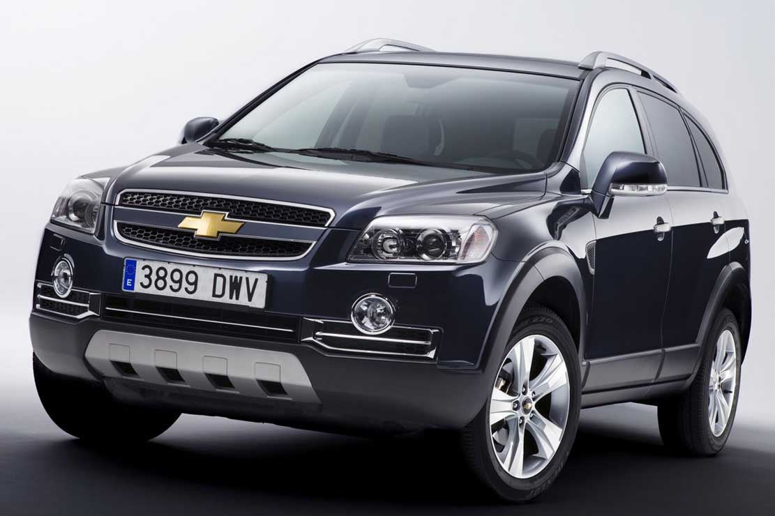Chevrolet captiva photo - 1