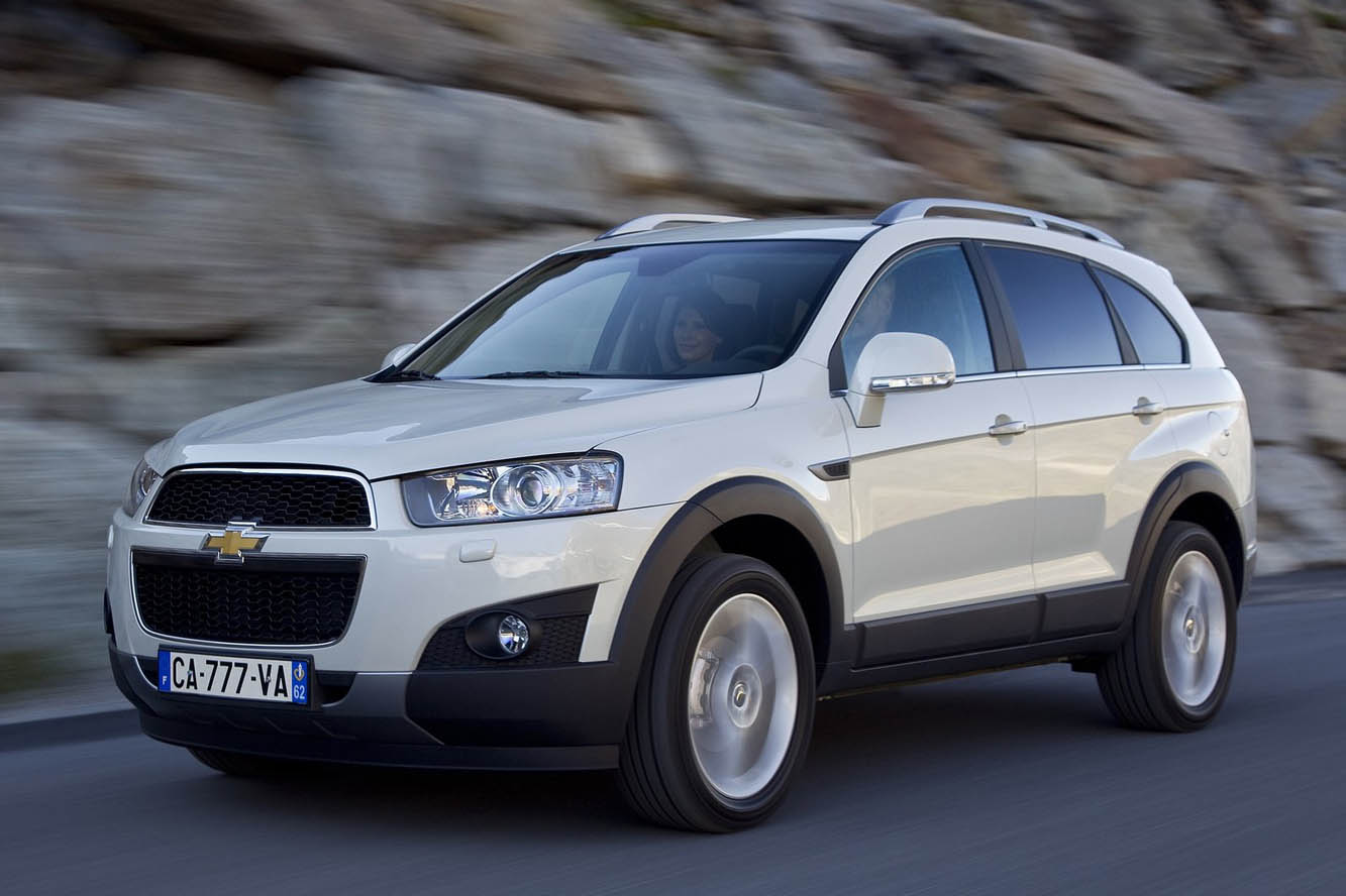 Chevrolet captiva photo - 2