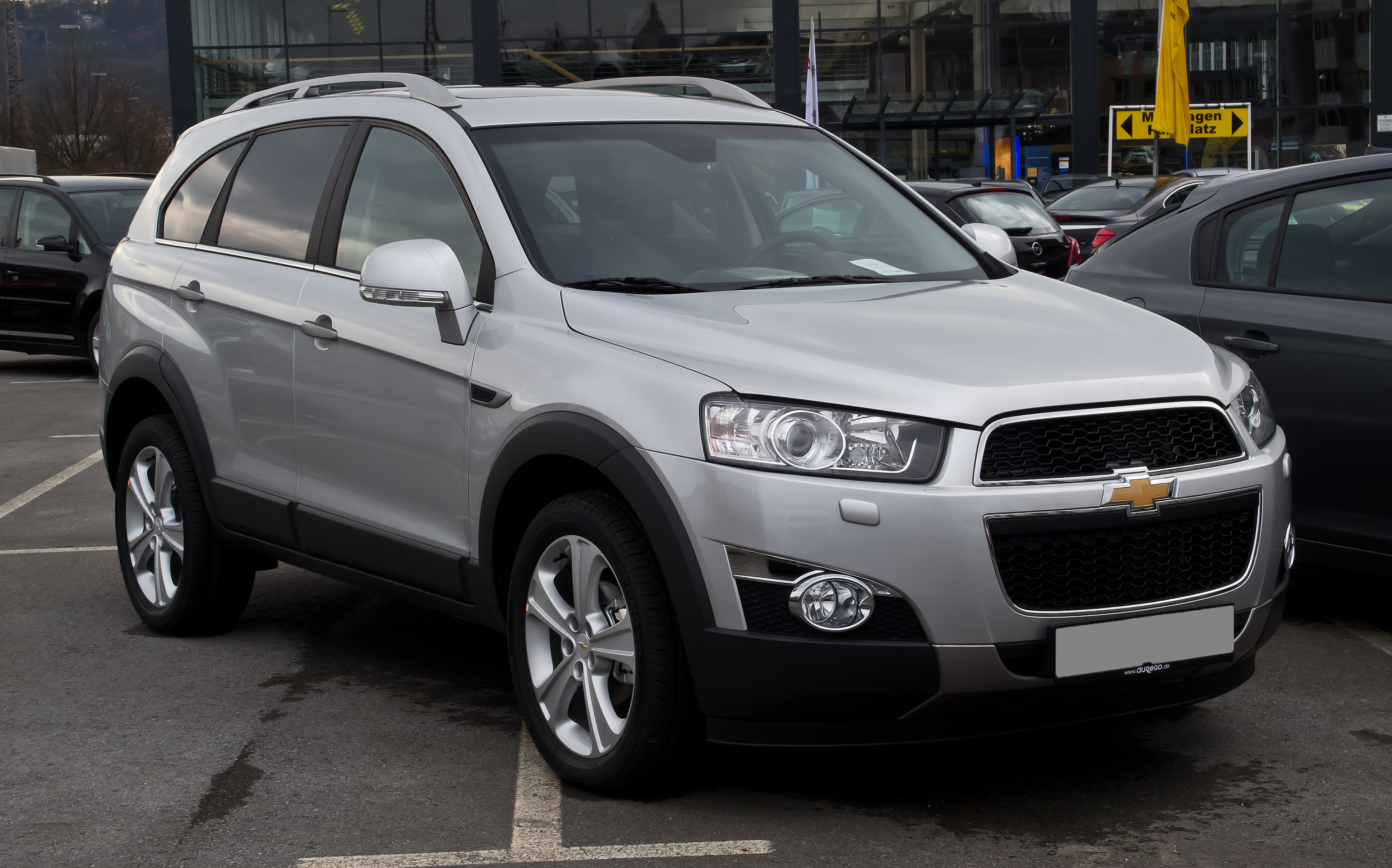 Chevrolet captiva photo - 3