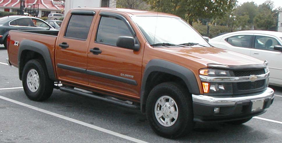 Chevrolet colorado photo - 1