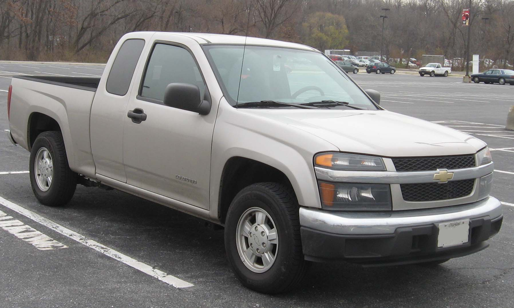 Chevrolet colorado photo - 2