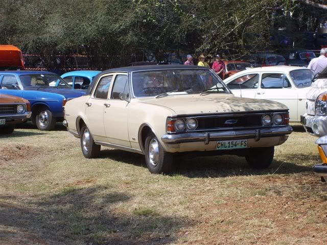 Chevrolet constantia photo - 3