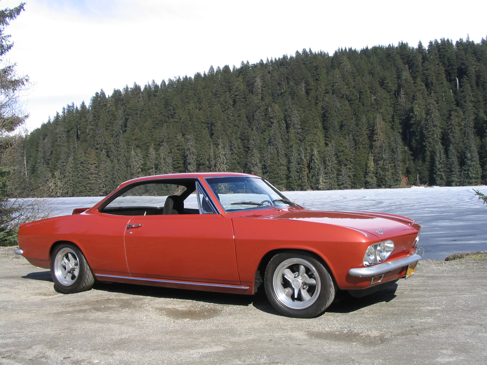 Chevrolet corvair photo - 1
