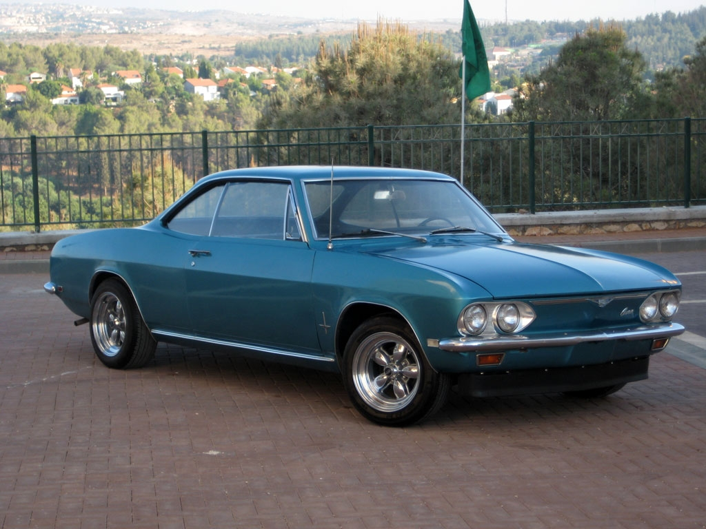 Chevrolet corvair photo - 2