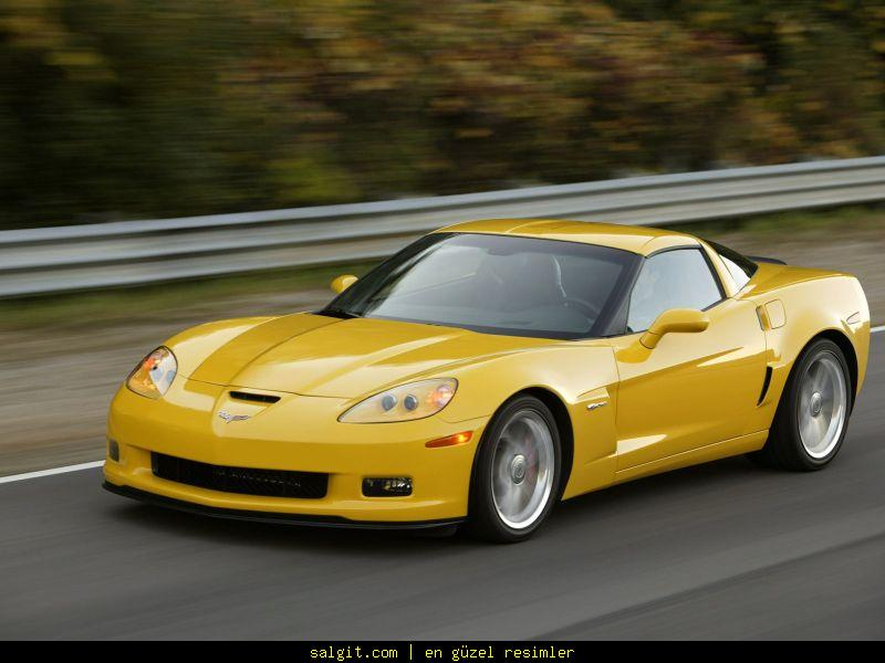 Chevrolet corvette photo - 1
