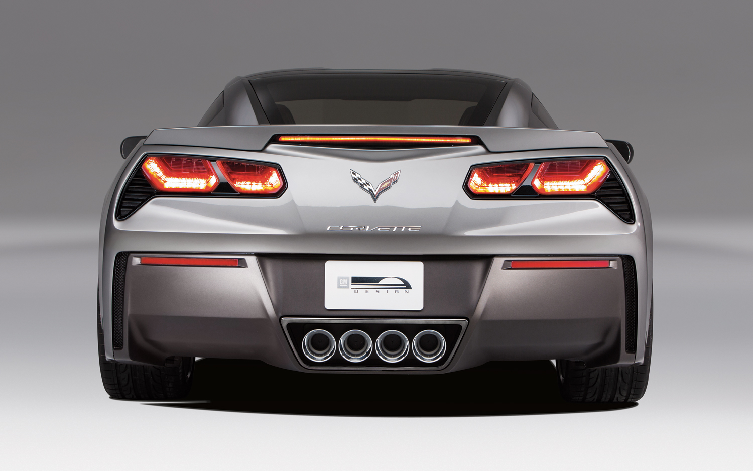 Chevrolet corvette photo - 2