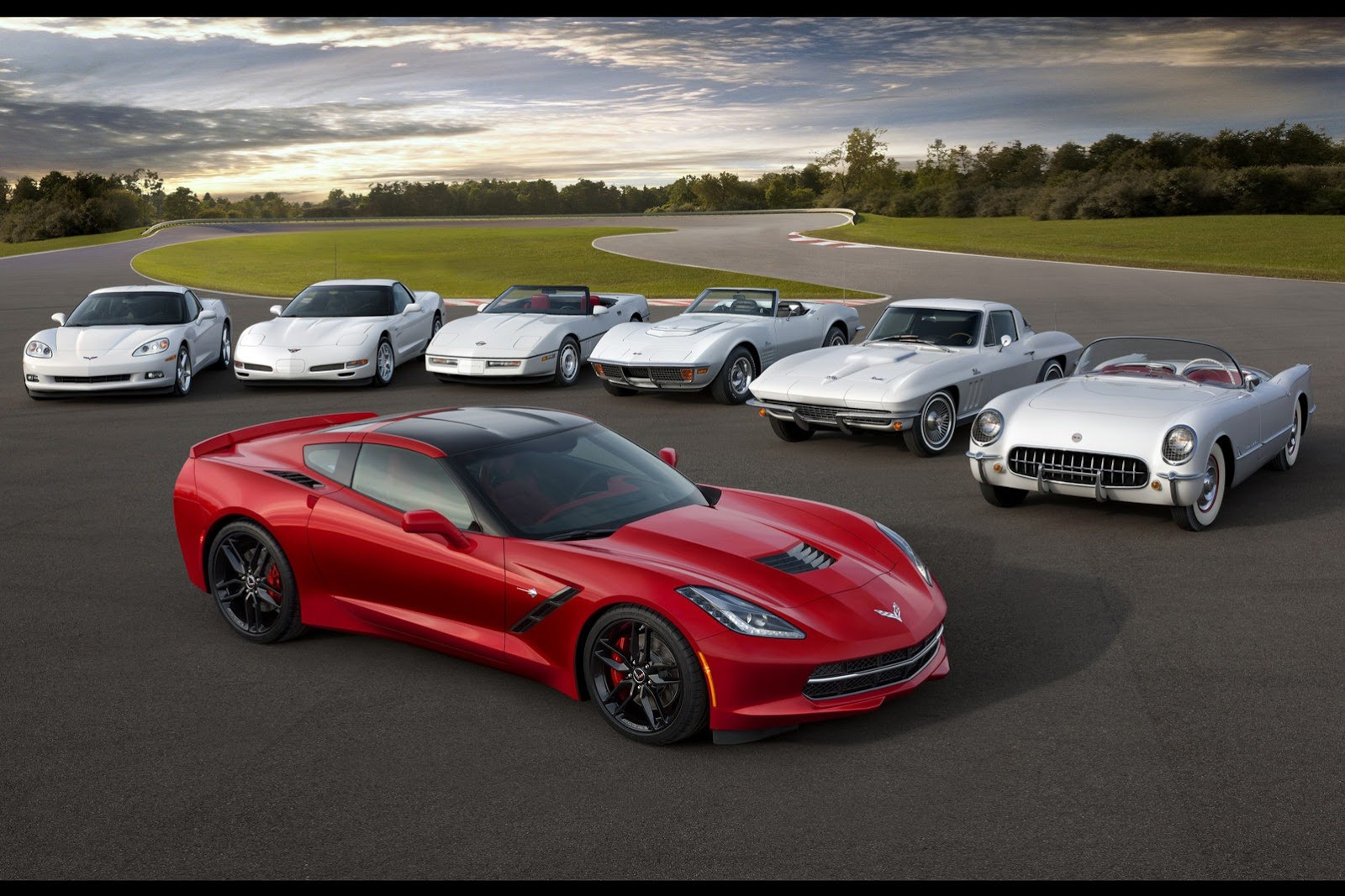 Chevrolet corvette photo - 3