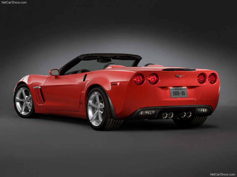 Chevrolet corvette photo - 4