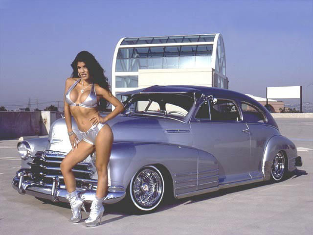 Chevrolet fleetline photo - 1
