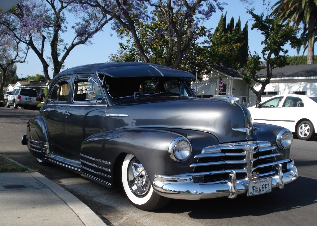 Chevrolet fleetline photo - 2