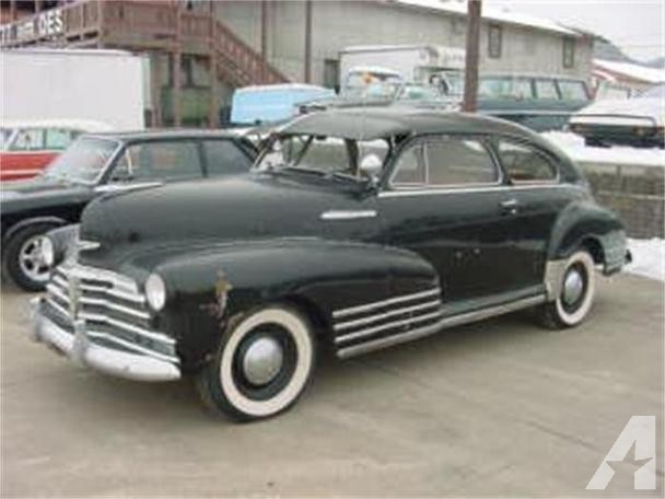 Chevrolet fleetline photo - 4