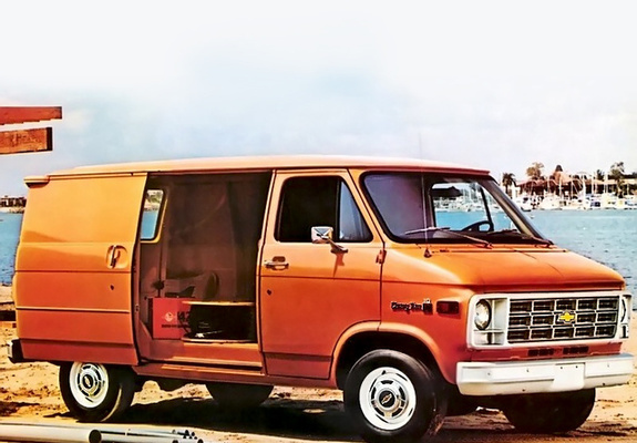 Chevrolet g-series photo - 4
