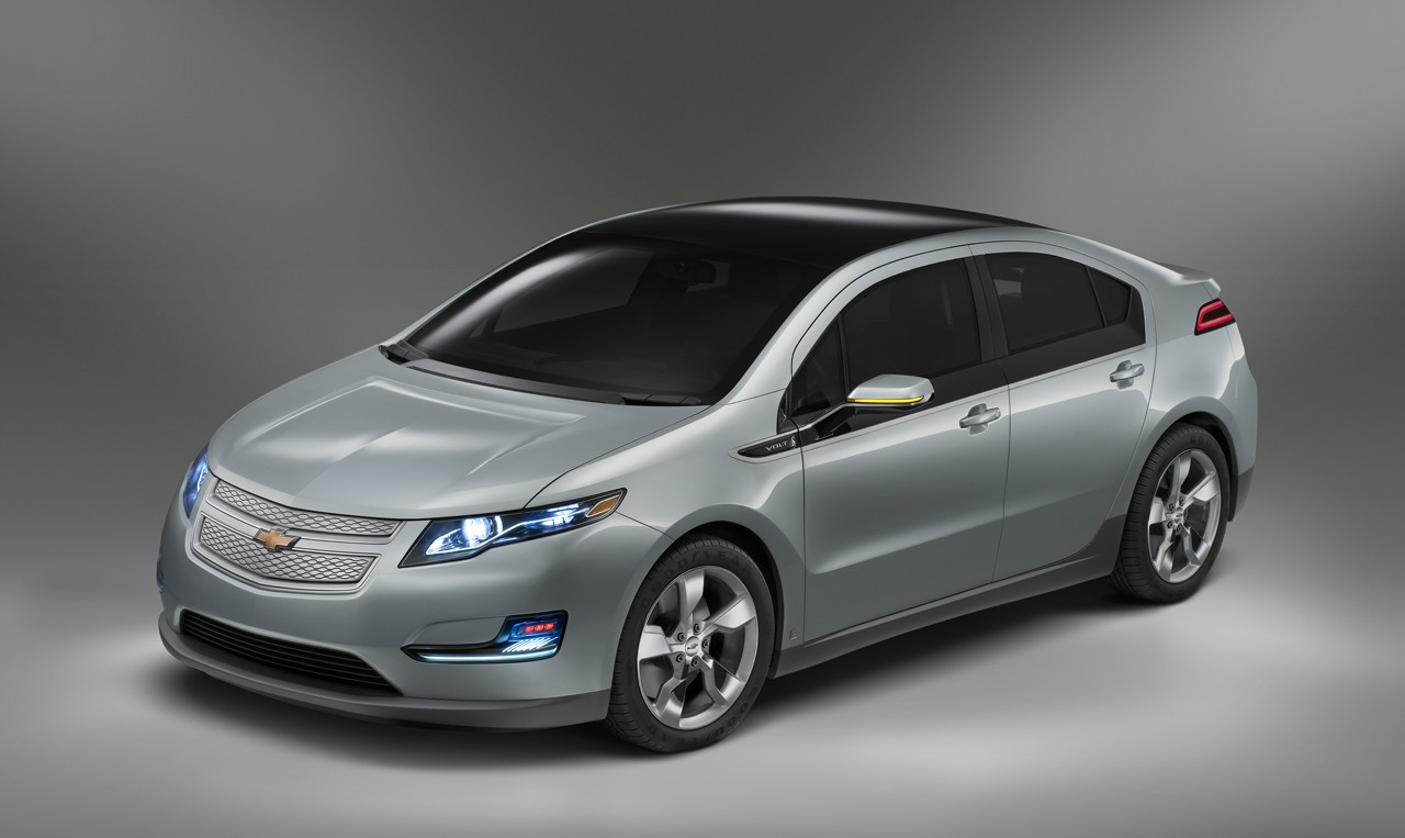 Chevrolet leaf photo - 4