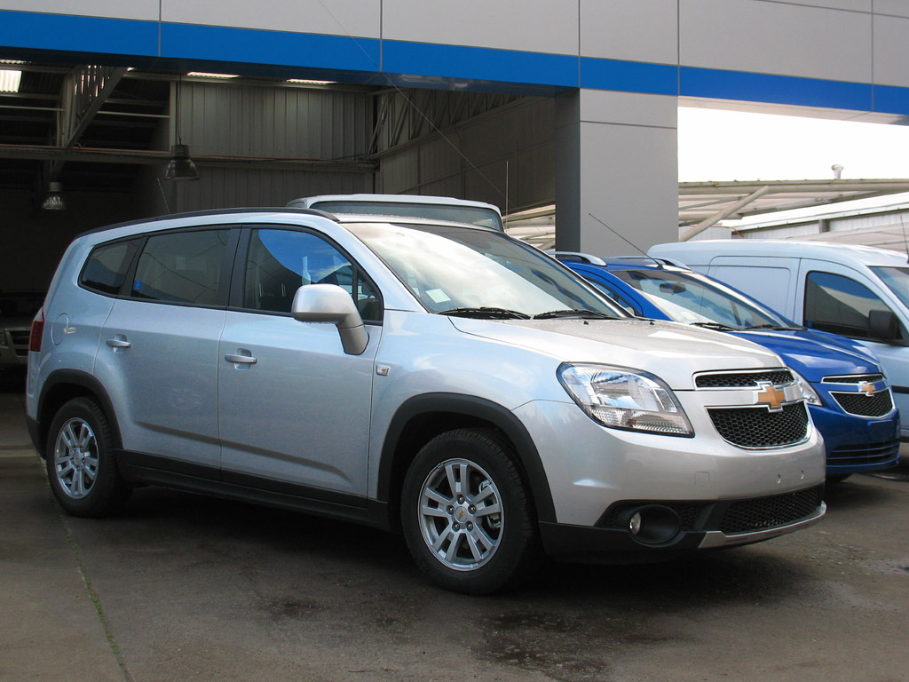 Chevrolet ls photo - 3