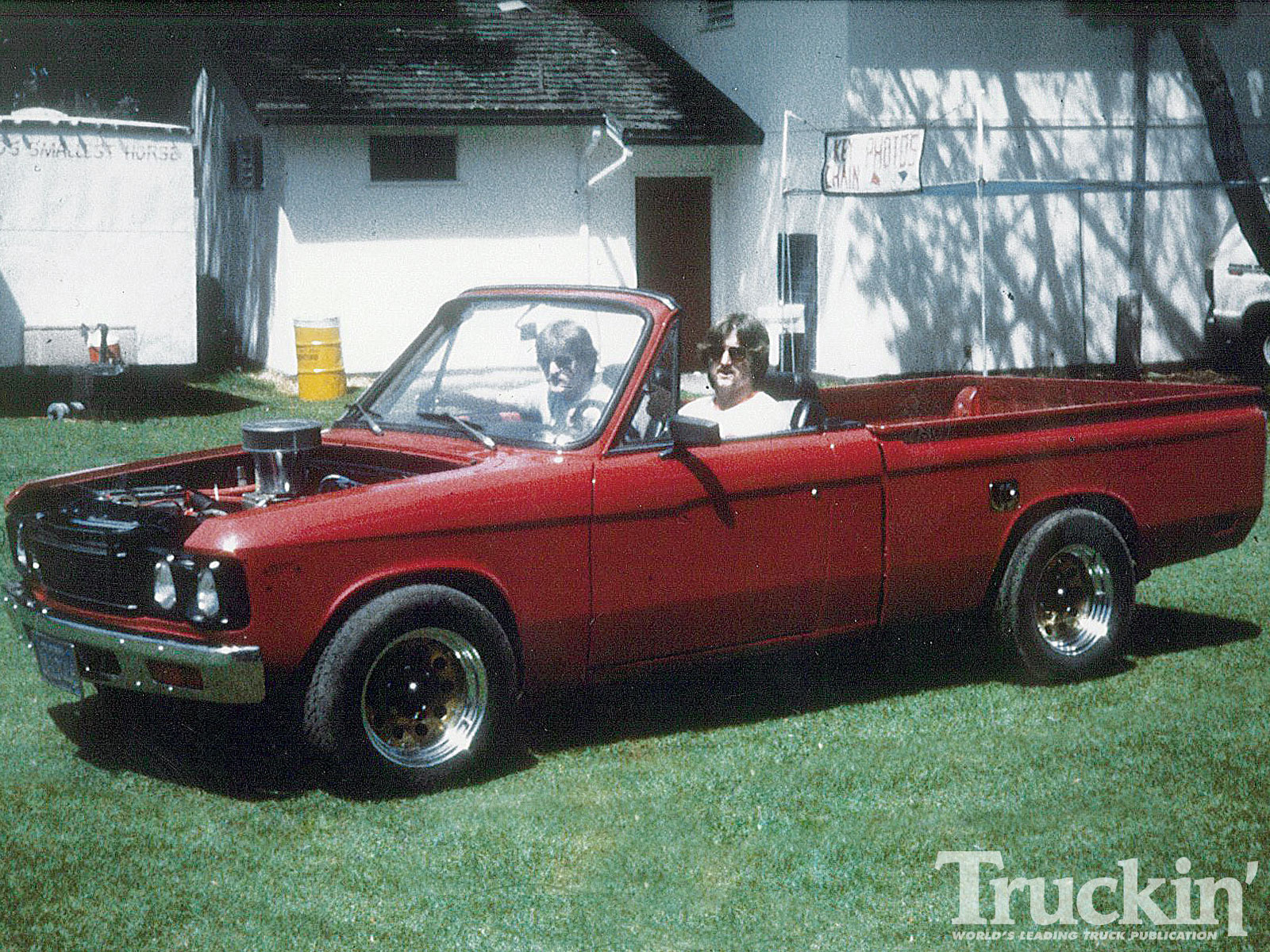 Chevrolet luv photo - 2