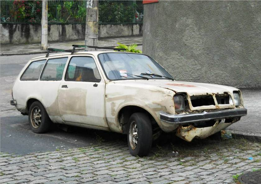 Chevrolet marajo photo - 1