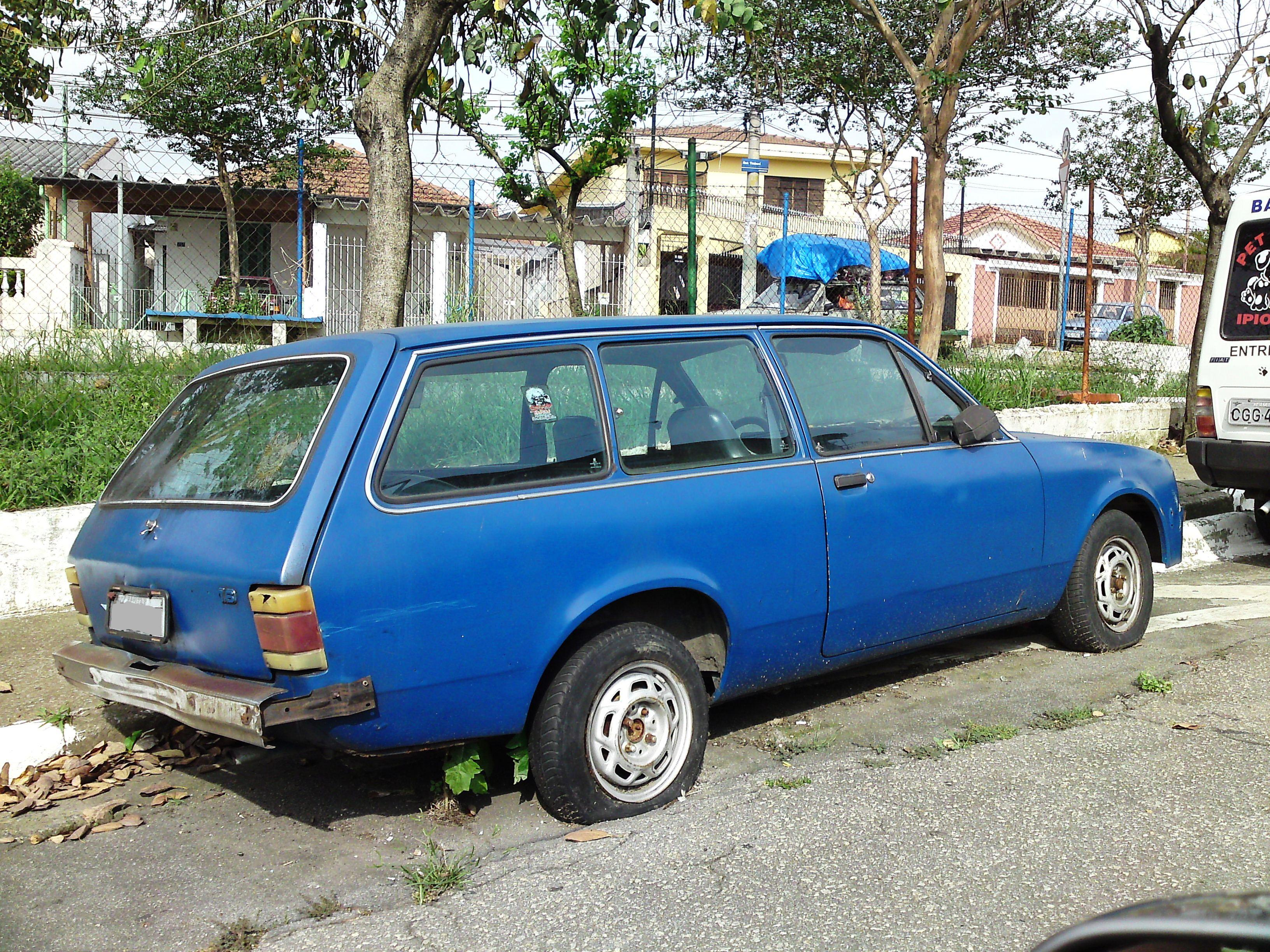Chevrolet marajo photo - 2