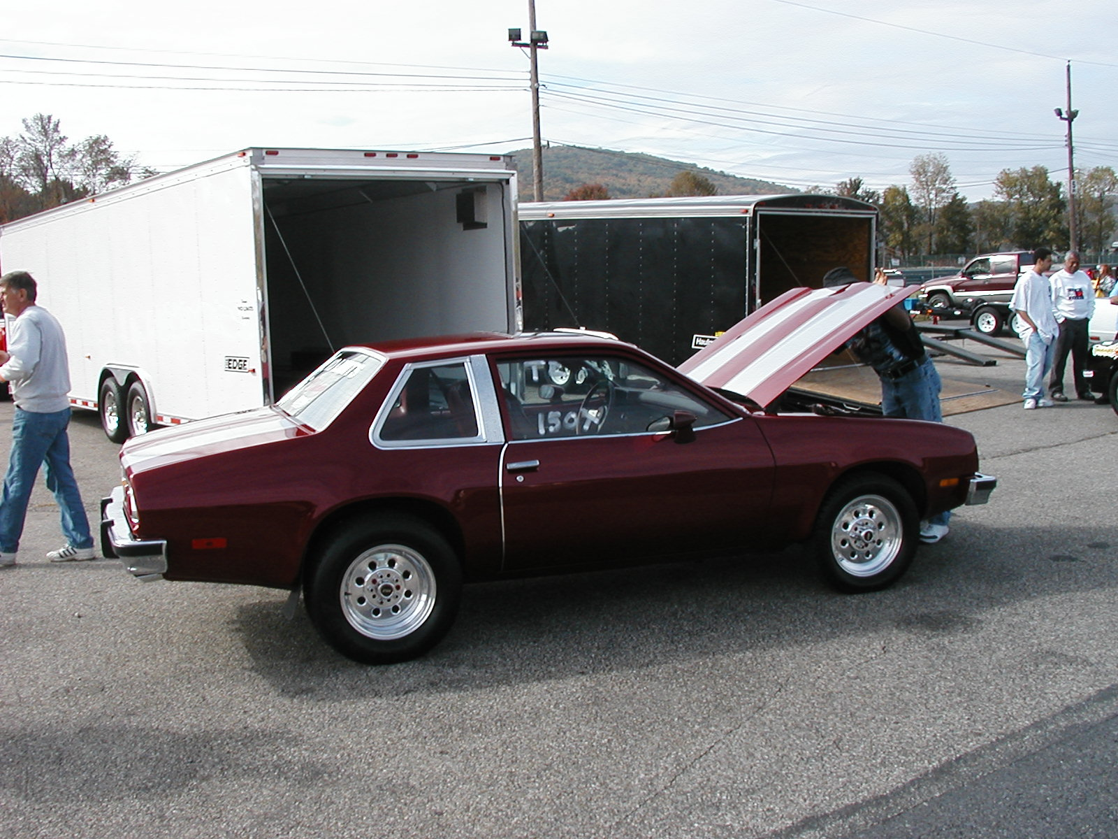 Chevrolet monza photo - 4