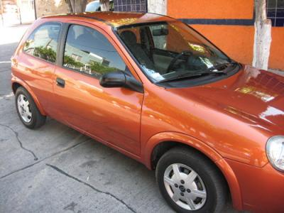 Chevrolet naranja photo - 4