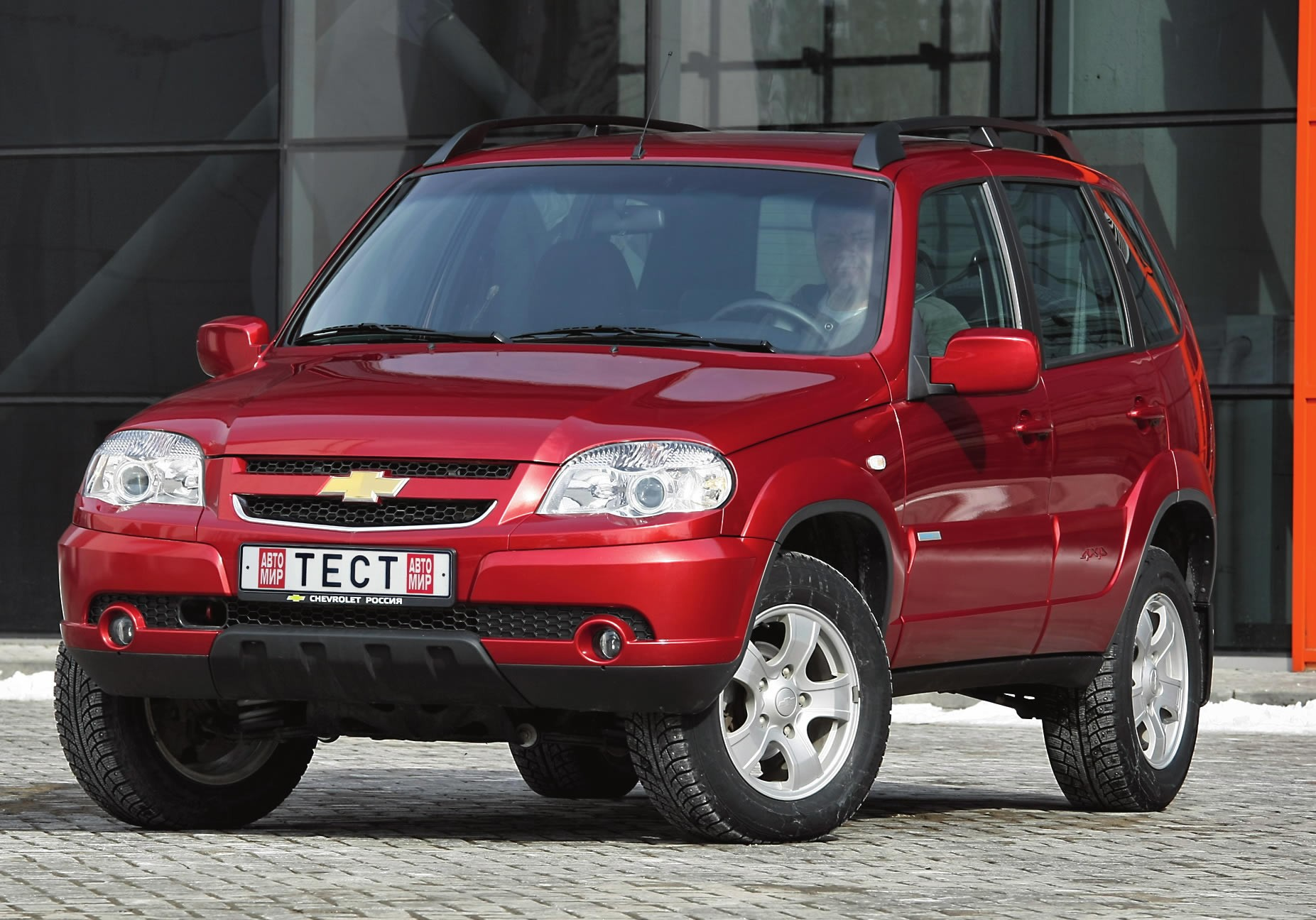 Chevrolet niva photo - 3