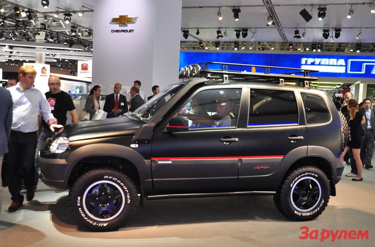 Chevrolet niva photo - 4