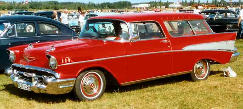 Chevrolet nomad photo - 1
