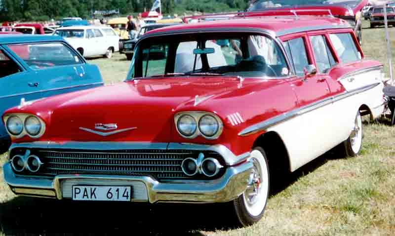 Chevrolet nomad photo - 4