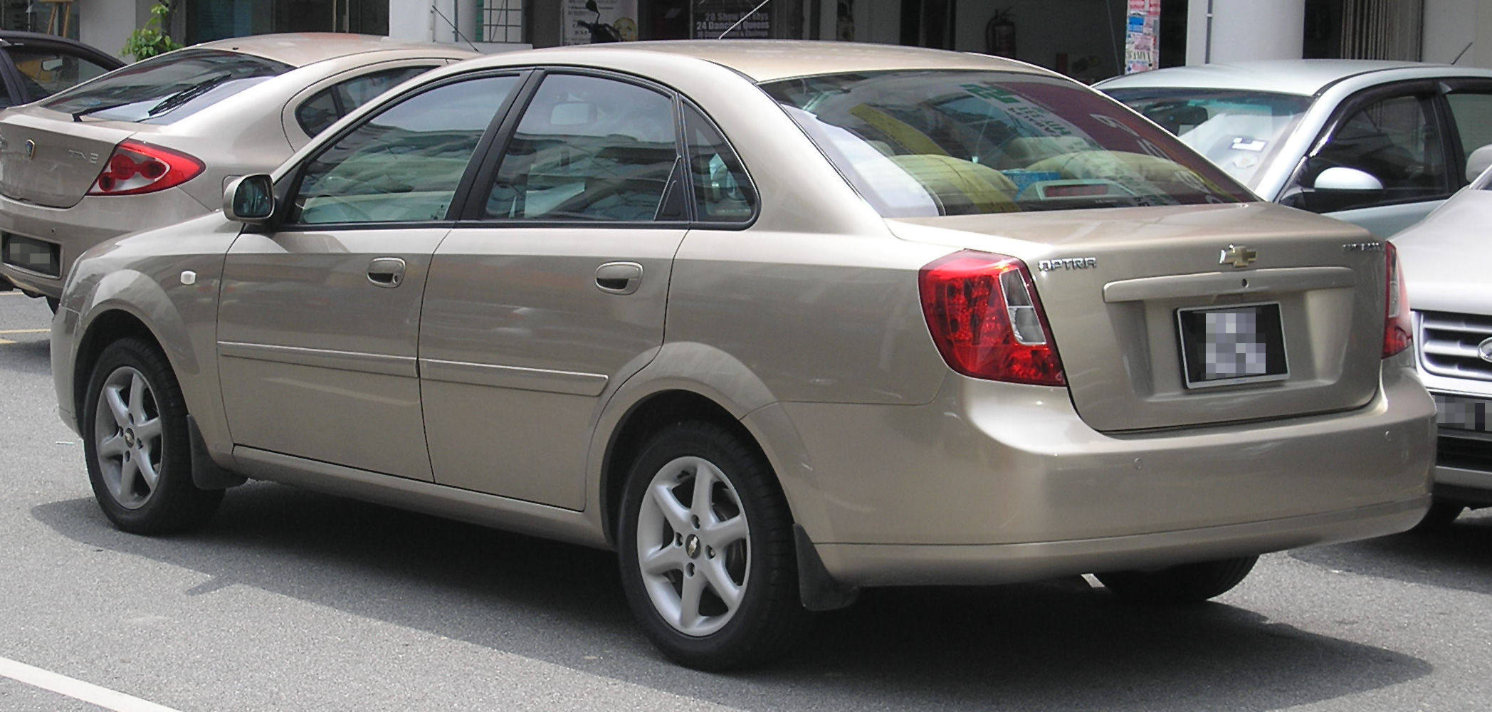 Chevrolet optra photo - 2