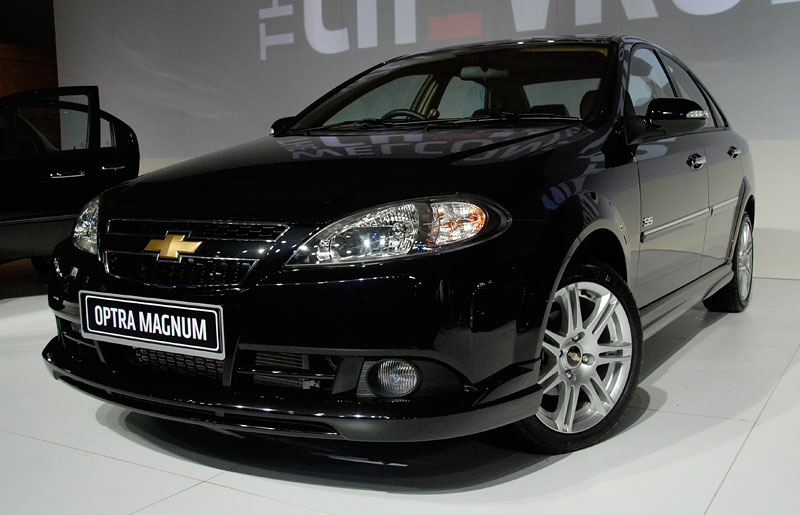 Chevrolet optra photo - 3
