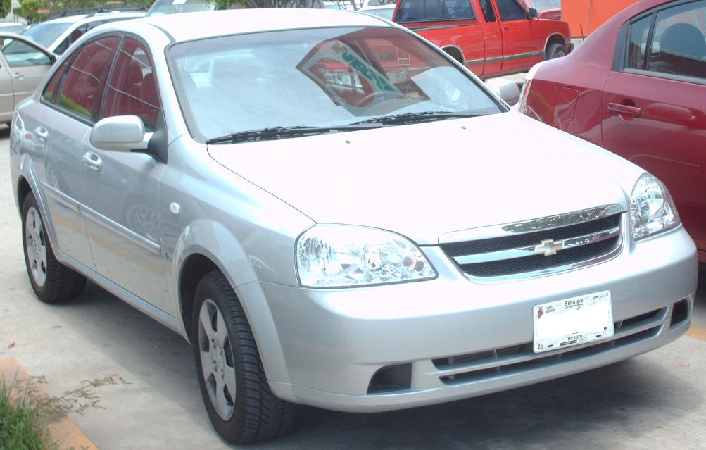 Chevrolet optra photo - 4