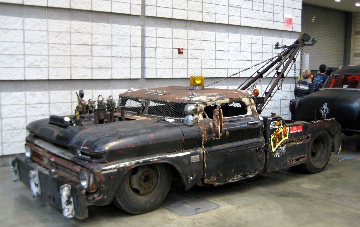 Chevrolet rat photo - 3