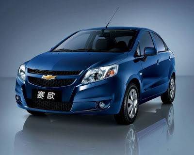 Chevrolet sail photo - 2