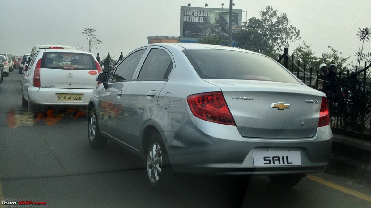 Chevrolet sail photo - 3