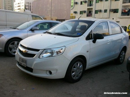 Chevrolet sail photo - 4