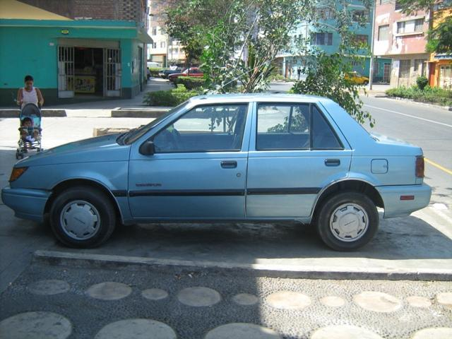 Chevrolet spectrum photo - 2