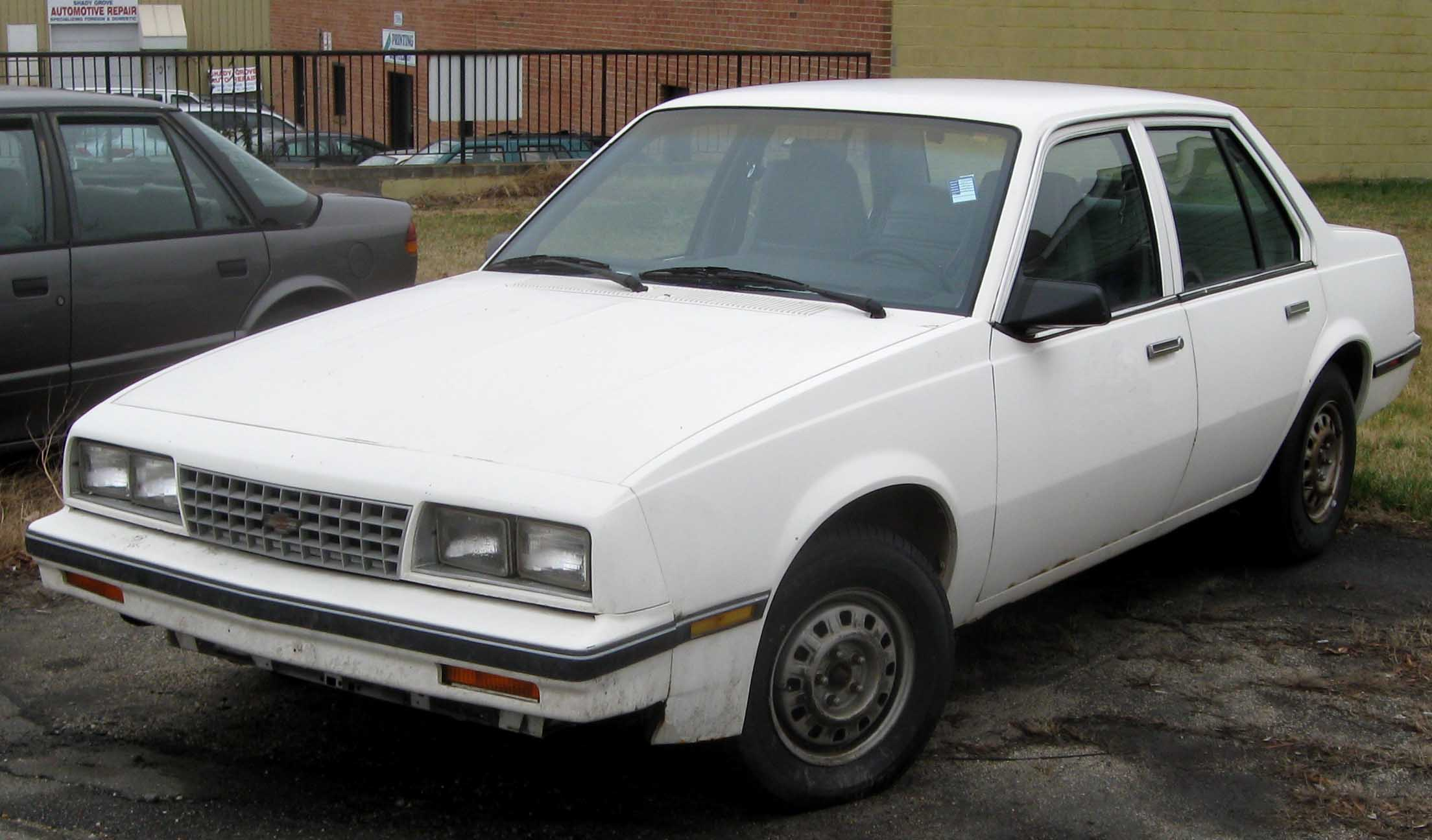 Chevrolet spectrum photo - 4