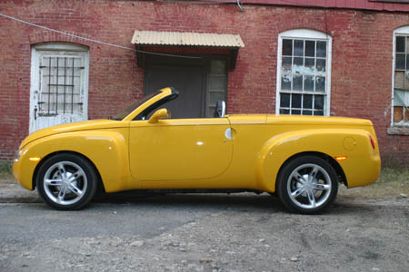 Chevrolet ssr photo - 1