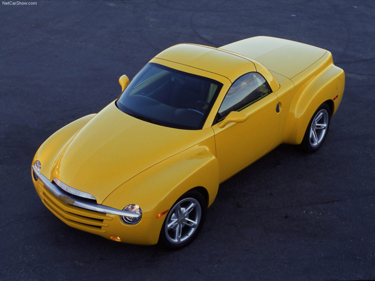 Chevrolet ssr photo - 4