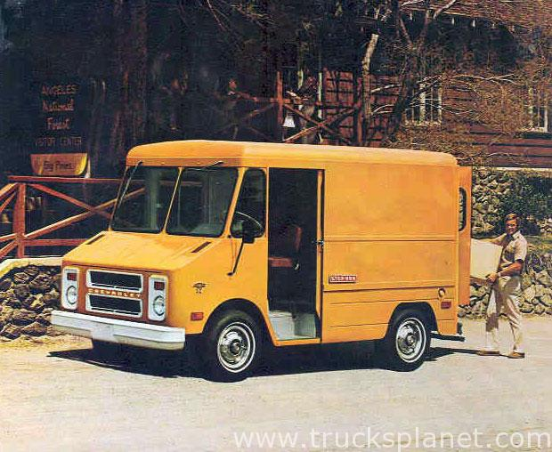 Chevrolet stepvan photo - 1
