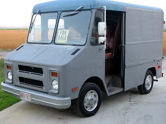 Chevrolet stepvan photo - 2