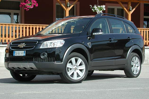 Chevrolet suv photo - 1