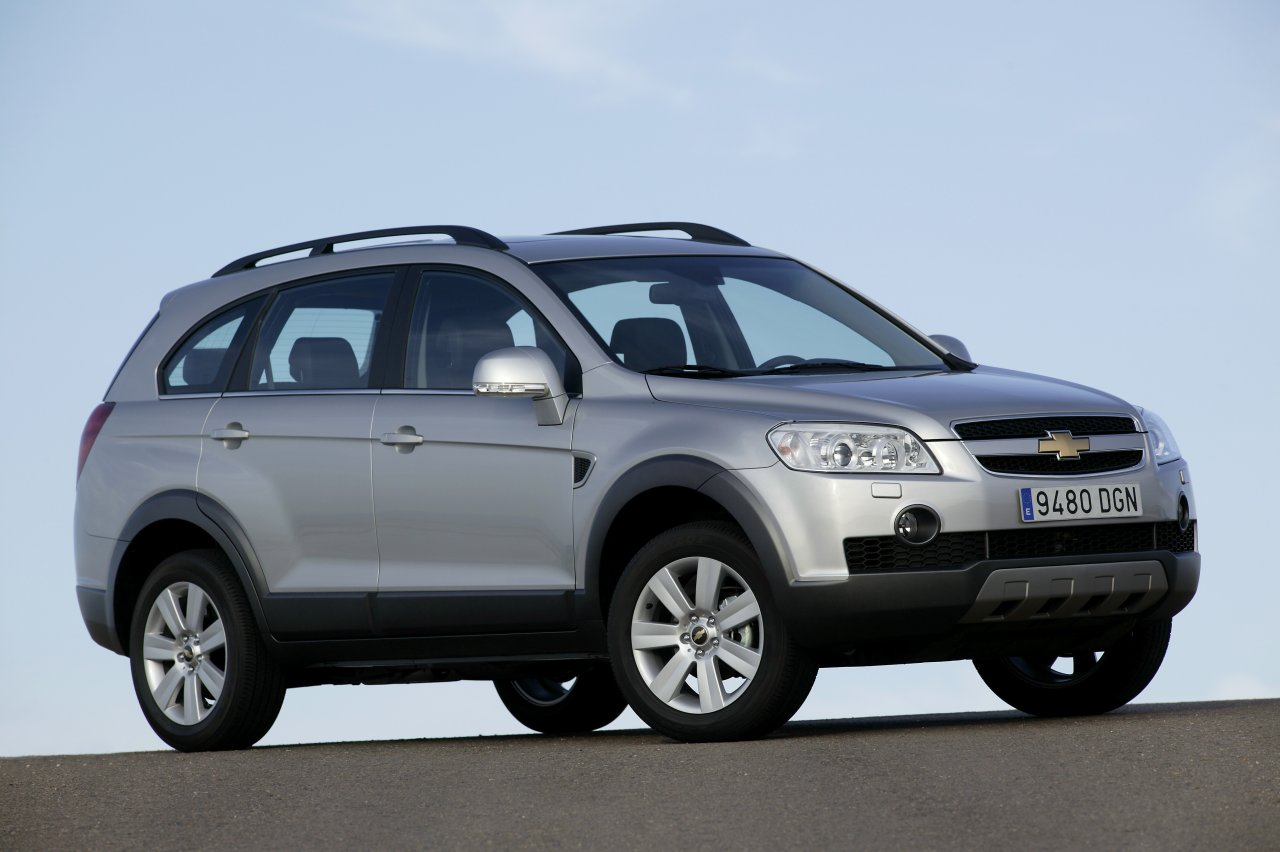 Chevrolet suv photo - 3