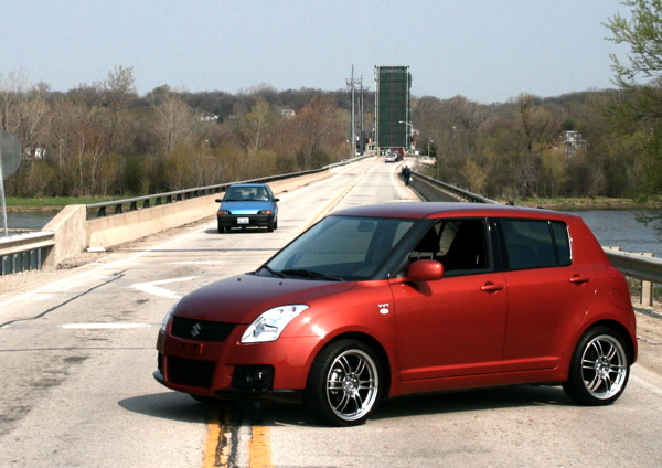 Chevrolet swift photo - 1