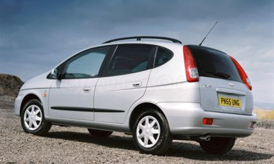 Chevrolet tacuma photo - 2