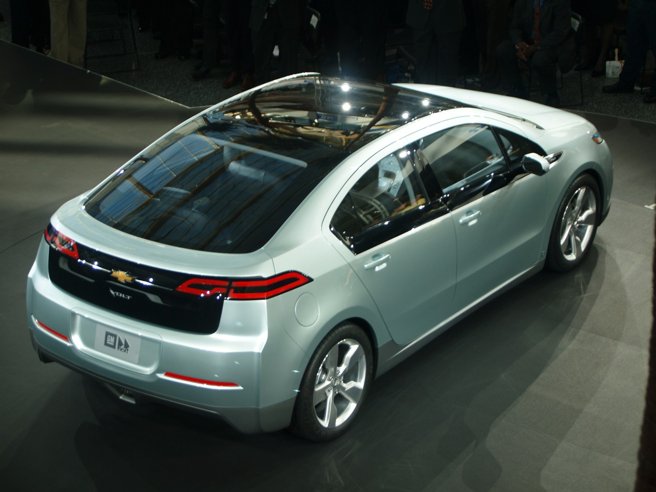 Chevrolet volt photo - 1