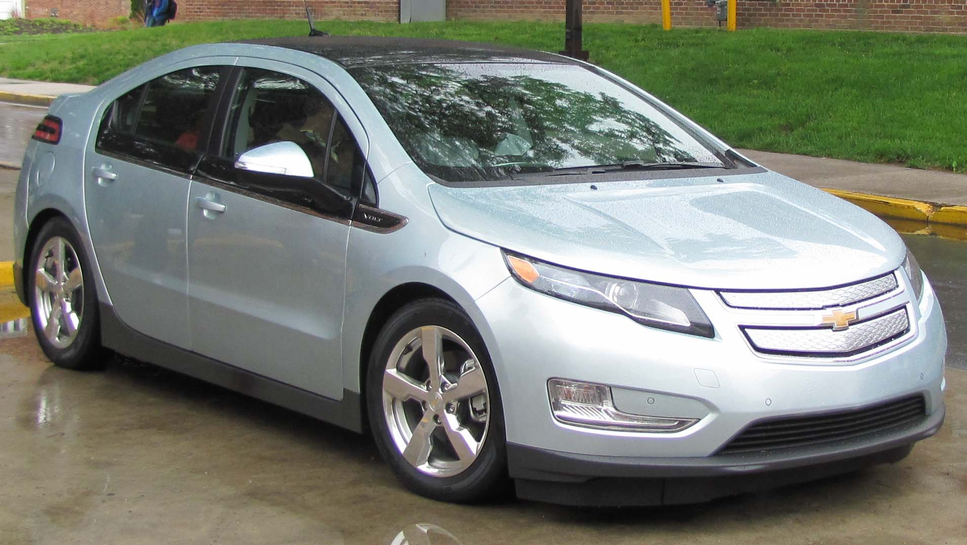 Chevrolet volt photo - 4
