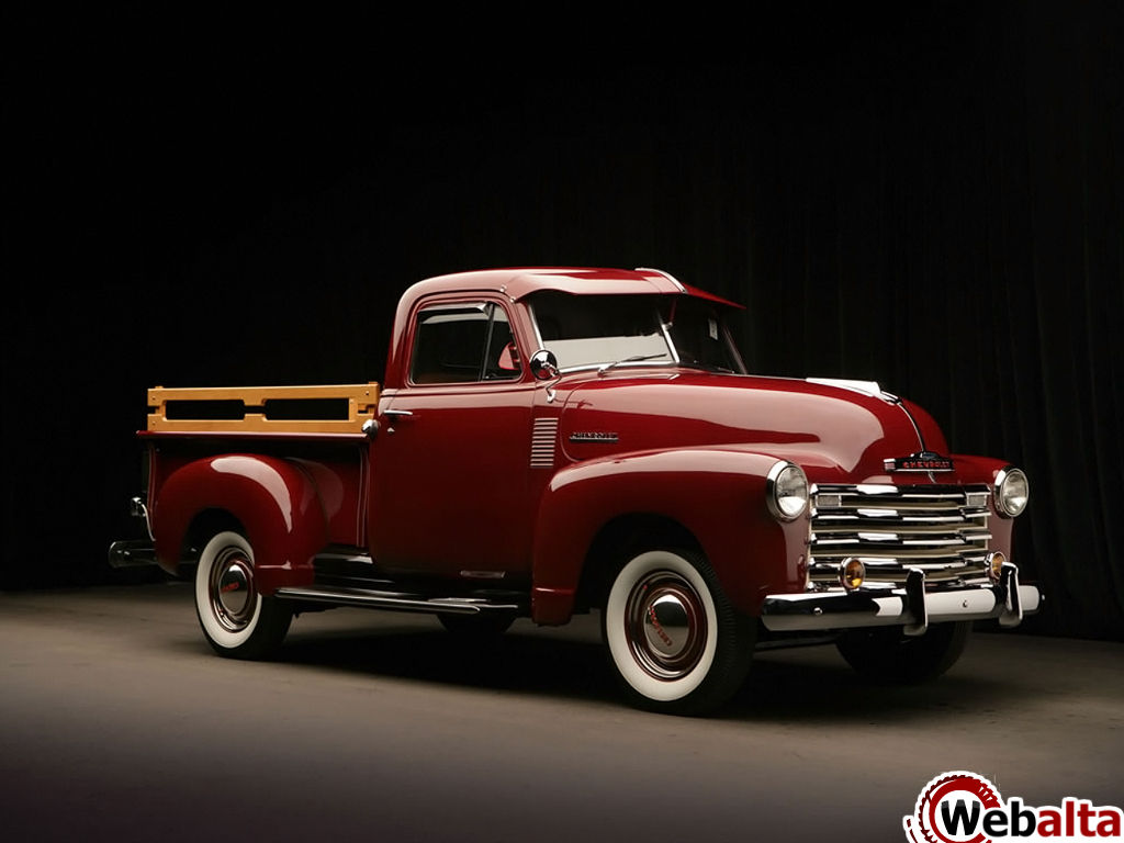 Chevrolet w-series photo - 4