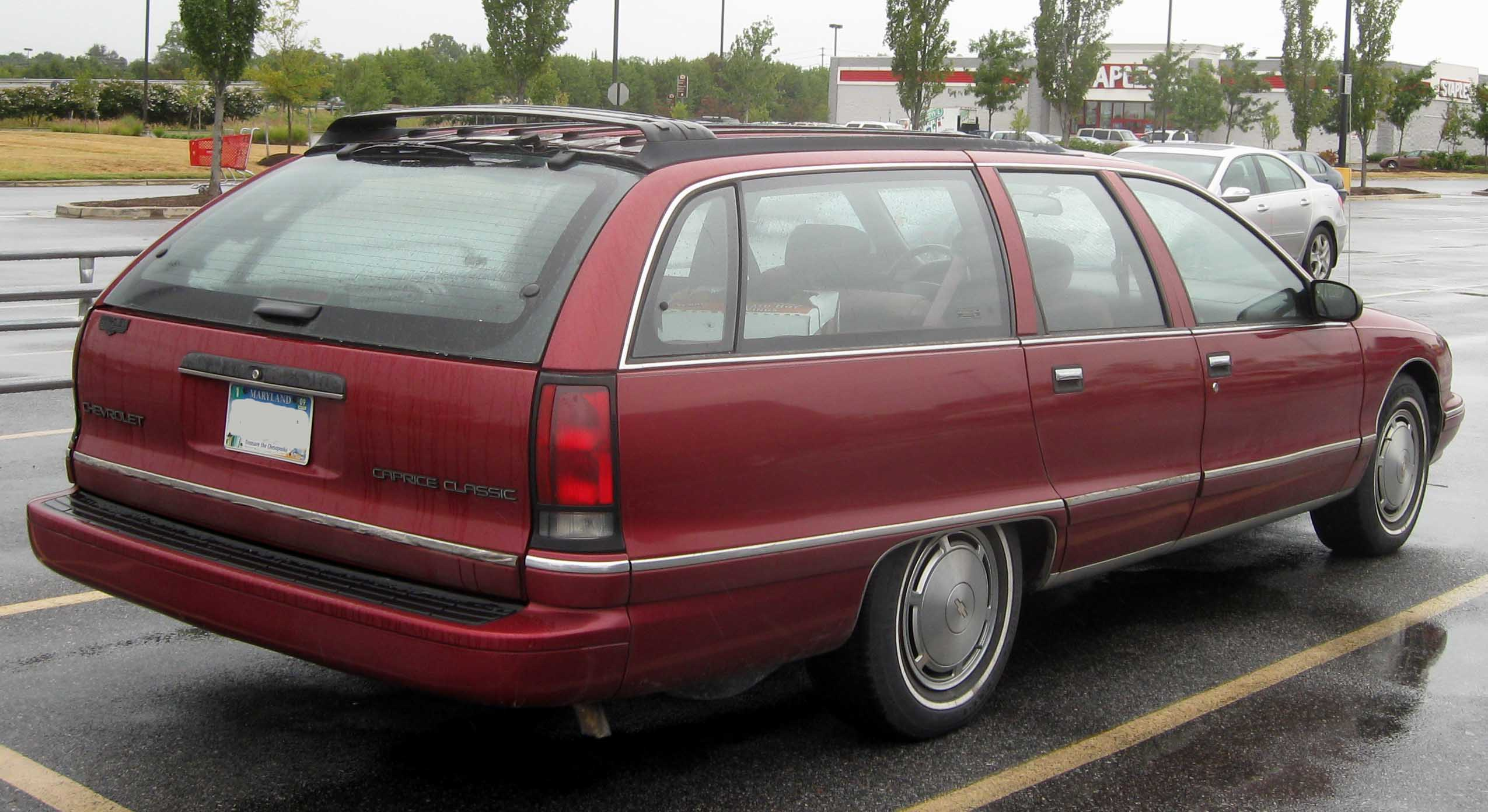 Chevrolet wagon photo - 2